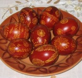 яйца с узором 2