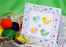 детская пасхальная открытка 3