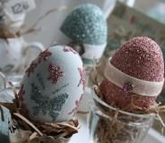 яйца с блестками 2