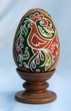 яйцо с голубем